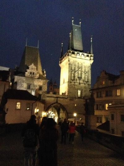 オーストリア・チェコ・ドイツ 女子大生一人旅 5/8 ~プラハ着、観光、泊~