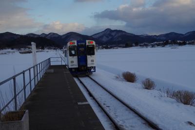 由利高原鉄道にちょっぴり乗ってみた。