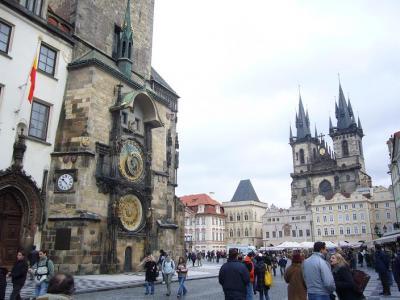 中欧3カ国8日間の旅(1) プラハ