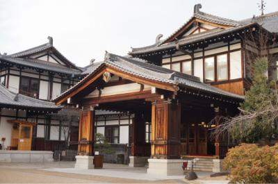 LCCで行く ちょこっと奈良旅行 レトロを探して 奈良ホテルの1泊