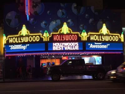 ロサンゼルス・メルローズ・ハリウッド・サンディエゴ