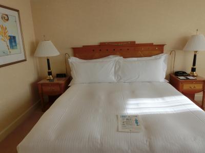 名古屋マリオットホテルに泊まるという旅