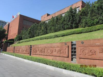 モラエスの故地を訪ねて(73)地下鉄に乗って、南越王博物館へ。