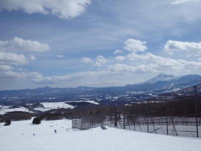 パルコール嬬恋 子連れスキー 旅行記:2017