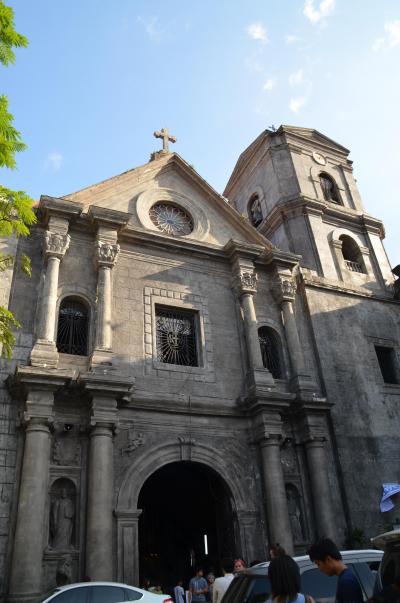 フィリピンの世界遺産No.1 : 首都マニラのサン・オウガスチン教会とイントラムロスを訪れる