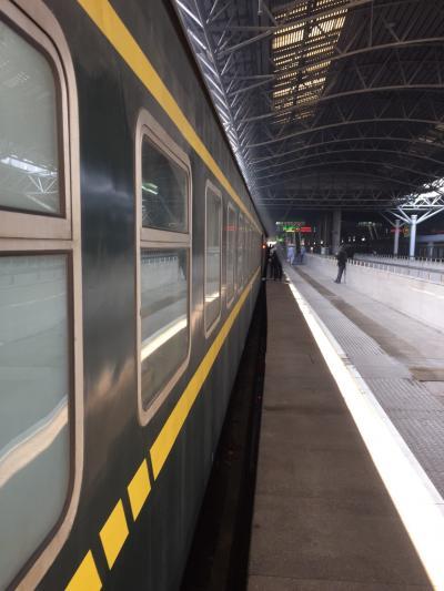 ピーチで行く初中国と鉄道の旅2日目 上海鉄道旅 Part1