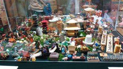 麻生大浦荘春の特別公開 日本最大級の座敷雛と梅まつり