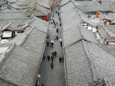 四川省・らん中(Lang Zhong / 日本語:ろうちゅう)の古い街並みを訪ねて