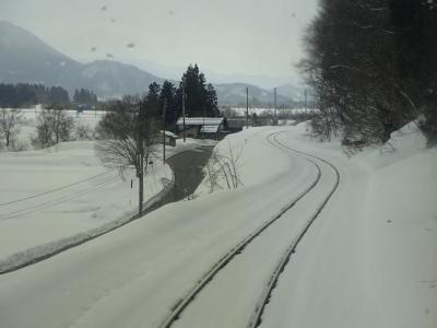 冬のほくほく線&飯山線【その3】 飯山線に乗る(前半)
