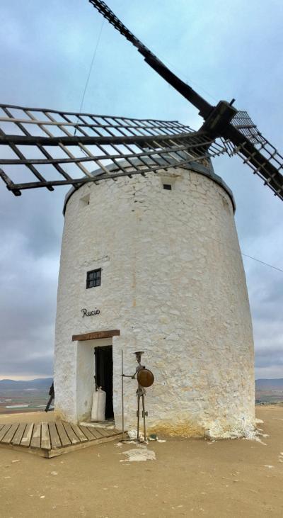 ドンキホーテ(Don Quijote)の舞台のラマンチャ地方をたずねる2017年3月