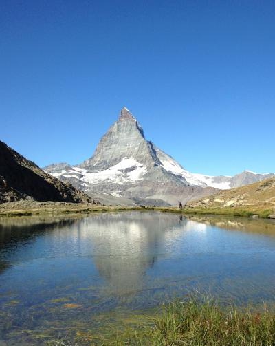 いつかある日ではおそい!スイスへGO!!vol.18 絶景だったマッターホルン!!アルプホルンの響くツェルマットへ♪