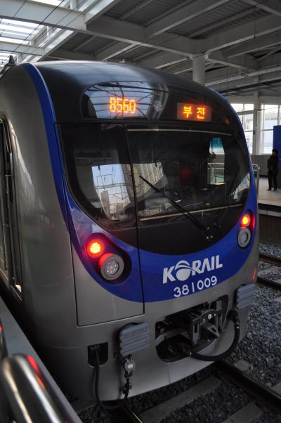 2017年3月新線乗りつぶしの旅5(広域電鉄東海線)