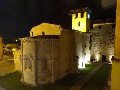 1606スペイン~サモーラはロマネスク建築を堪能すべく計画をたてるべし