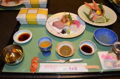 日本の蟹は豪快