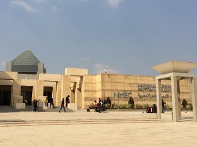 ニューオープン!(一部だけど)国立エジプト文明博物館