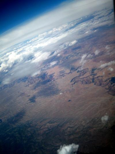 空からグランド・キャニオン / Las Vegas