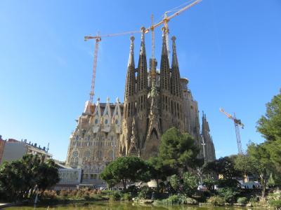 初めてのスペイン。ひとり旅〈バルセロナ編:出発から2日目まで〉