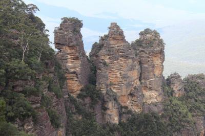 初めてのオーストラリア旅行はシドニー!Part3(ブルーマウンテンズ観光)