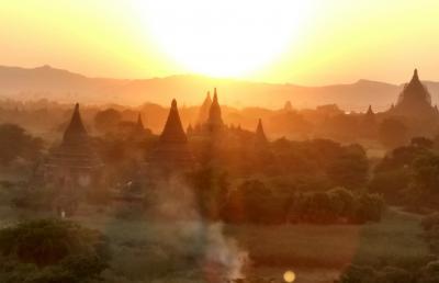 ミャンマー1人旅  2日目
