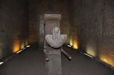 感動のエジプト!その5 ホルス神殿&コムオンボ神殿