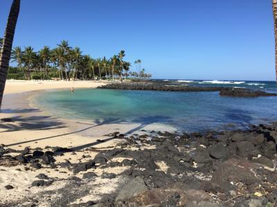 ハワイ島でのんびり①