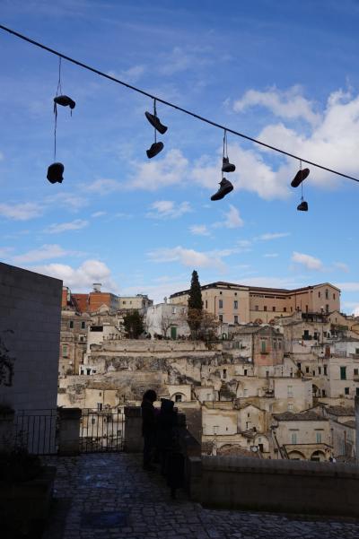 南イタリア・シチリア島を巡る---アルベロベッロとマテーラ