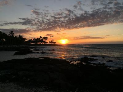 ハワイ島でのんびり②