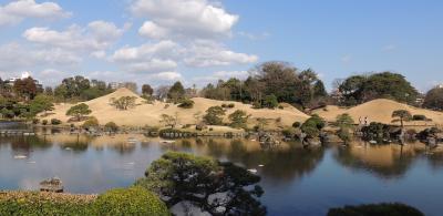 2017 熊本:水前寺公園など。