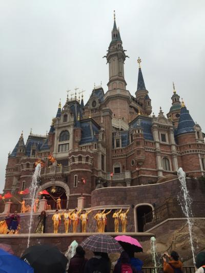 上海旅行2泊3日☆上海ディズニーは、凄かった!!☆(前半)