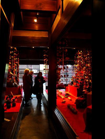 Japan ほっこりあったか飯能ひな飾り展(1) 飯能市