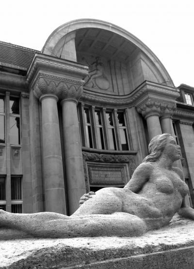スイス・ミュージアムに行こう13.ETH&チューリヒ大学