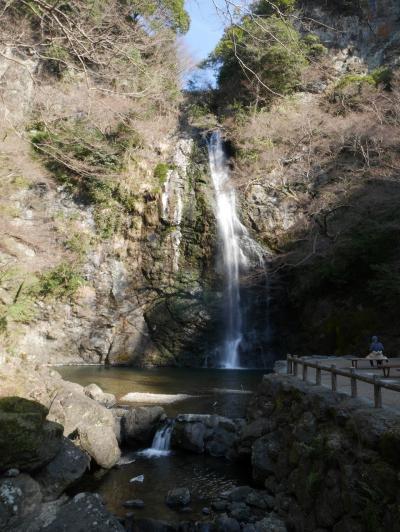自然を求め箕面大滝!!その2