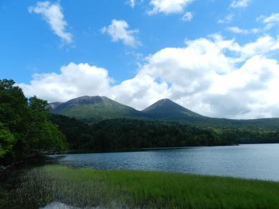 オンネトーの風景は素晴らしかった!◆2016初夏の爽やか北海道/湖沼と滝をめぐる旅≪その11≫