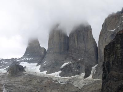 チリ領パタゴニアとトレス・デル・パイネ国立公園