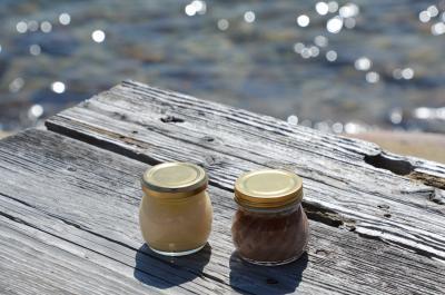 春の福岡をのんびりグルメ散歩:糸島の花塩プリンと極味やのもつ鍋を食べてきました♪