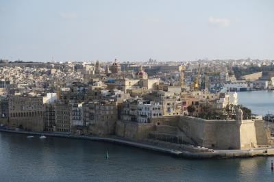 仲間と出かけた初めてのマルタ島 その1