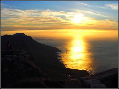 年末の「テーブル・マウンテン」に登頂...ってほど、大袈裟な事では無いけれど... #1(ケープタウン/南アフリカ)