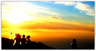 年末の「テーブル・マウンテン」に登頂...ってほど、大袈裟な事では無いけれど... #2(ケープタウン/南アフリカ)