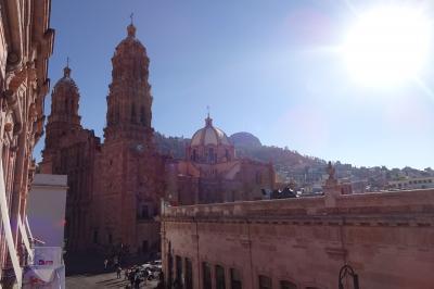 【世界遺産サカテカス】メキシコ有数の鉱山コロニアル都市 ホテル編