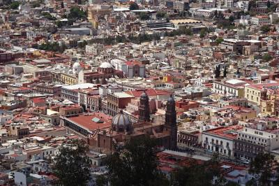 【世界遺産サカテカス】メキシコ有数の鉱山コロニアル都市 観光編