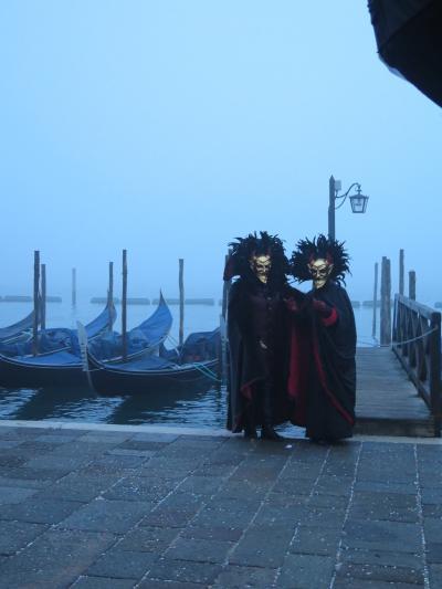 最終日はパドヴァに向かい、最後の宿はダニエリで。  ヴェネツィア 最終章。