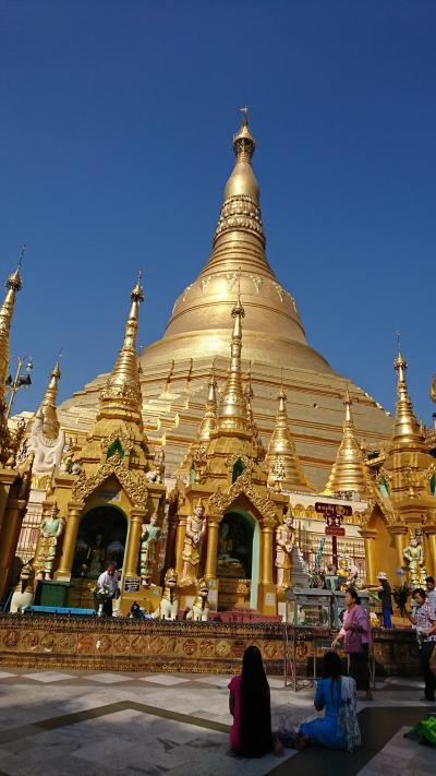 ミャンマー2日目(ヤンゴン)