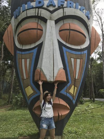 母と娘のお気楽女子旅  フーコック島 ~ビンパールサファリ~