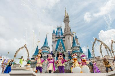 女子旅ディズニーワールド⑤マジックキングダム最終日