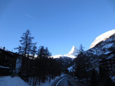 2017年2月 冬のスイス一周+北イタリア鉄道周遊の旅(4)