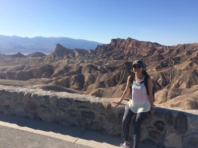 LA女子ひとり旅(4日目:デスバレー国立公園(現地ツアー))
