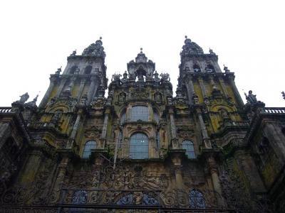 ポルトガル6日間の旅(3) サンティアゴ・デ・コンポステーラ