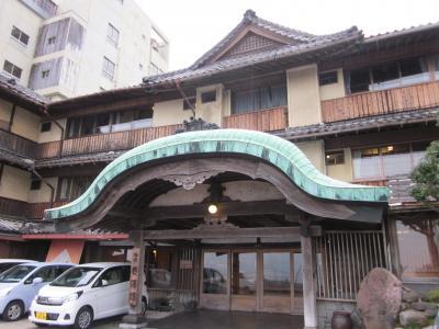 肥前・小浜温泉 老舗旅館と古の温泉街をぶらぶら歩き旅-1