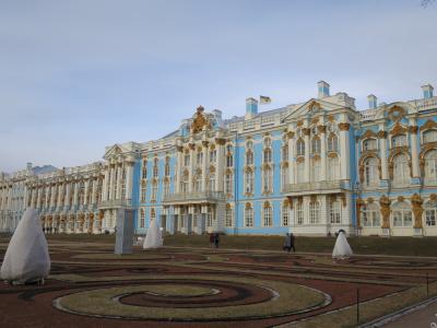 ロシア旅行 Russia 2017~Part1 サンクトペテルブルク編~