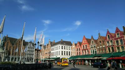 2015夏 ベルギー・ベルリンの旅